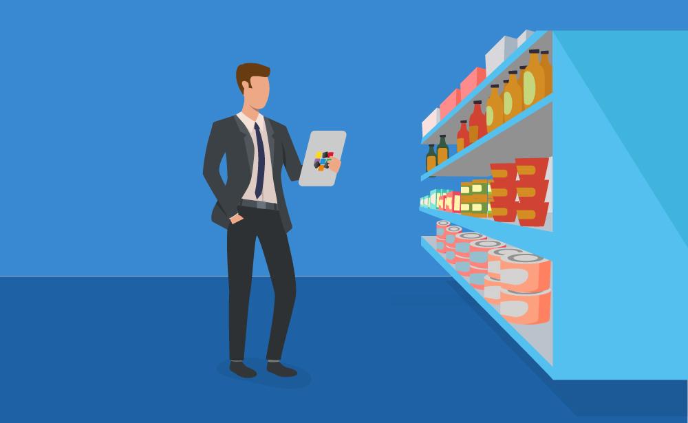 Aumentare la produttività dei Merchandiser con Moosaico